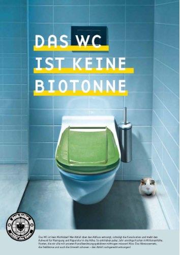 DenkKLObal Flugblatt Biotonne